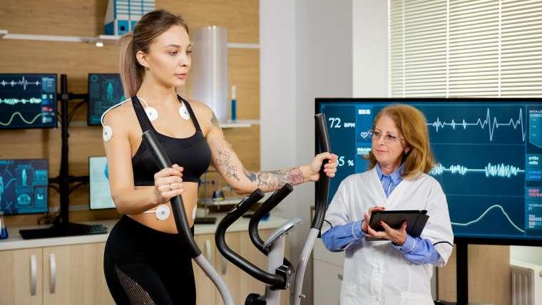 Clinicas Medfyr - Especialidades - Cardiología Deportiva